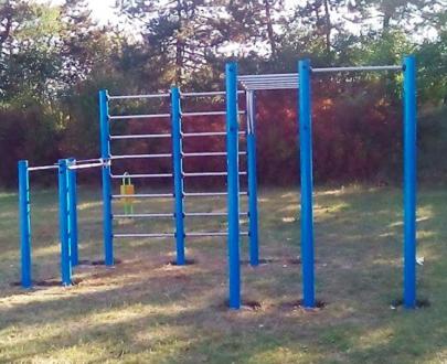 Apart fitness de exterior ESFMS77