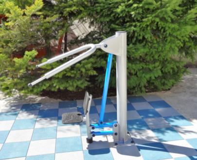 Apart fitness de exterior ESFMS87