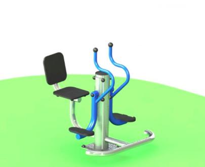 Apart fitness de exterior pentru persoane cu dizabilitati ESFMS14