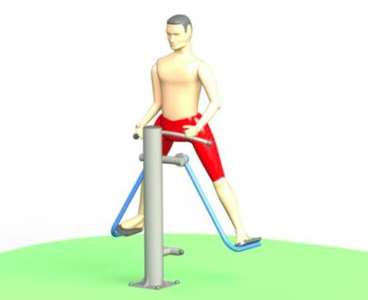 Apart fitness de exterior pentru picioare ESFMS26.1