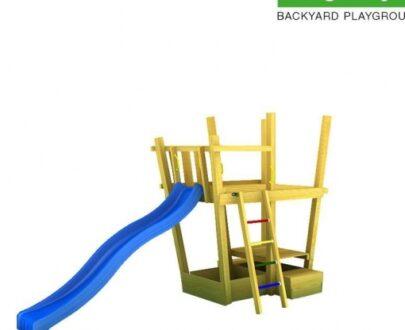 Casuta de joaca Crazy Playhouse XL Platform 1.1
