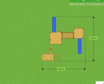 Complex de joaca Mega 2 1.1