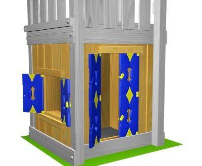 Modul Playhouse pentru turnuri mijlocii si mari 1.1