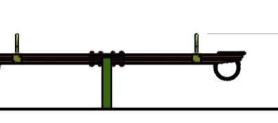 Balansoar doua locuri 1.1