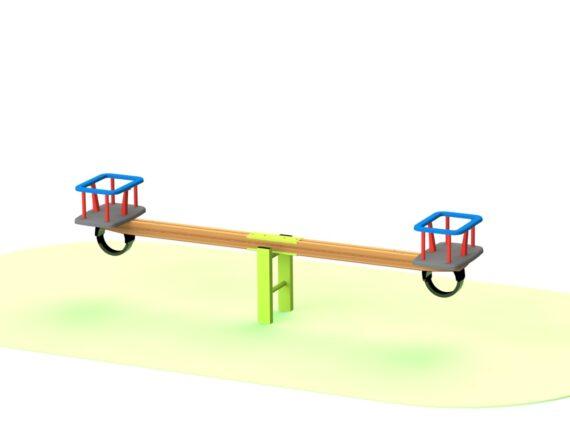 Balansoar doua locuri cu protectie 1.0