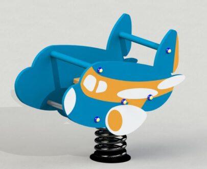 Balansoar pe arc Avion 1.1