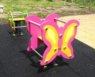 Balansoar pe arc Fluture 1.1