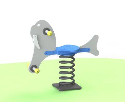 Balansoar pe arc Foca 1.0