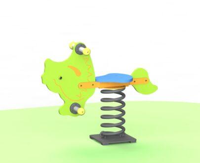 Balansoar pe arc Hipopotam 1.0
