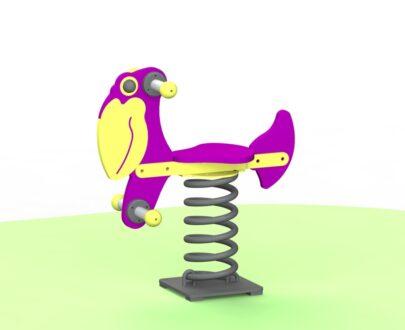 Balansoar pe arc Pelican 1.0