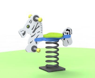 Balansoar pe arc Zebra 1.0
