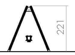Leagan patru locuri 1.1 1