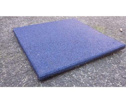 Dale de cauciuc 50x50 cm albastru